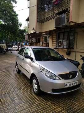 Tata Indica Vista Quadrajet Diesel 2011 for sale