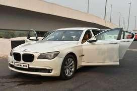 CAR HIRE BMW 7
