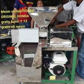 Jual Mesin Peras Santan Merk Honda Siap Pakai
