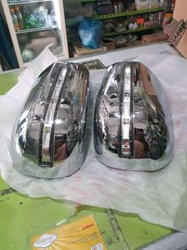 cover spion all new avanza with led