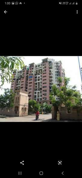 AVAILABLE  2 BHK RENT  MILENIAM  TOWER SANPADA L.