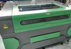 CO2 Laser Cutting for Metal & Non Metal (Wood Acrylic)