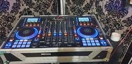 Alat DJ Denon  DJ MCX8000