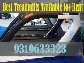 Treadmill on Rent Gurgaon