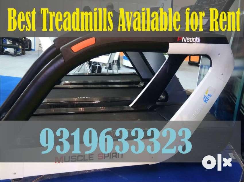 Treadmill on Rent Gurgaon 0