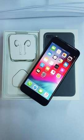 I phone 7 plus 128GB matt black