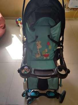Baby Stroller/ Pram -Rabbit