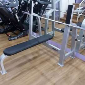 ALAT OLAHRAGA FITNES BENCH PRESS