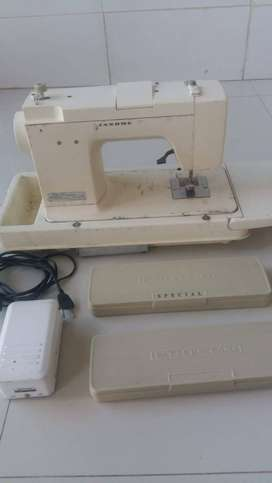 JANOME 802A ORIGINAL USED JAPANESE