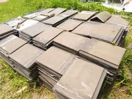 Jual Genteng Beton Flat Bekas (edisi bekas renovasi rumah)