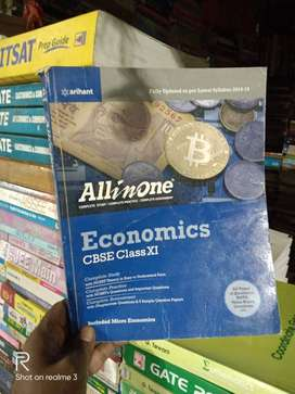 All In One, Economics class 11