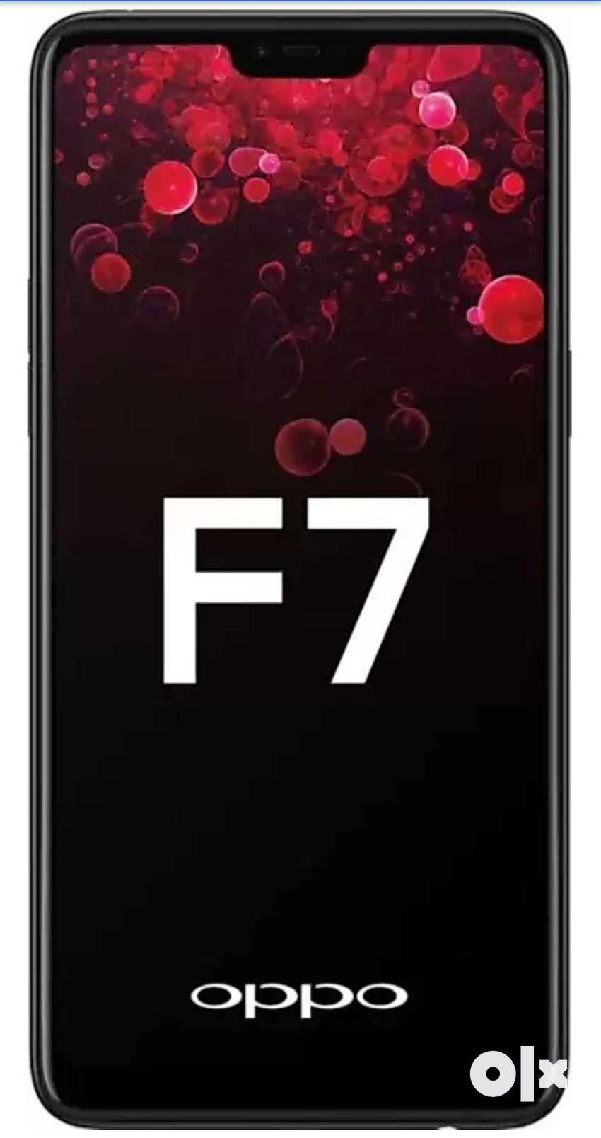 Oppo f7 4gb&64gb 0