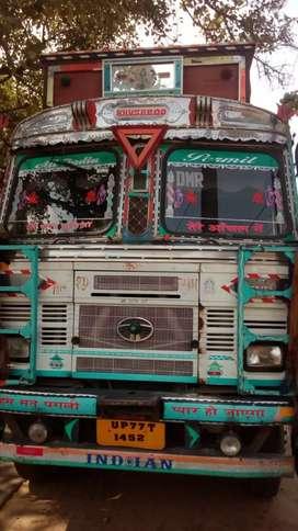 Truck TATA 2518 ,UP77T1452, full body