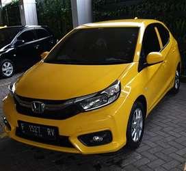 Jual mobil brio satya kuning