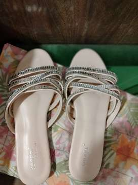 New 37 size flats footwear bought frm.bagkok
