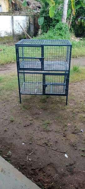 Cage for