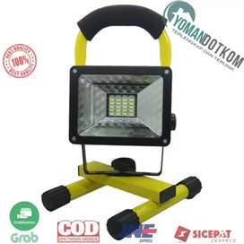 W804 TaffLED Lampu LED Outdoor 18650 30W 5000K