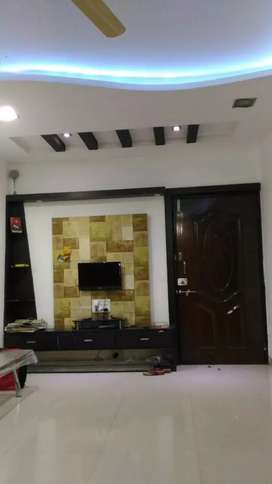 3bhk full furnished flat at robot square for family or decent job clas