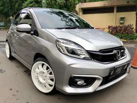 Honda Brio RS 2017 TDP 24jt jazz/yaris At matic