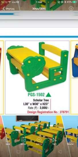 Play school desks(14)