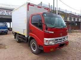 Toyota Dyna 110ST Box aluminium Engkel 3008 TT Hilux,