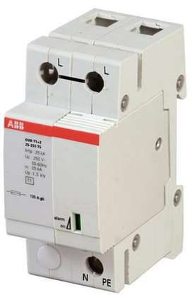 Jual Surge Protective Devices SPD Class I merk ABB - 2CTB815101R0300