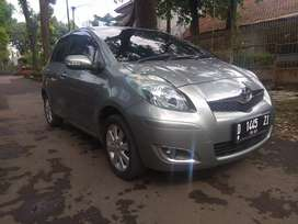 Promo kredit murah Yaris J metic 2011 antik