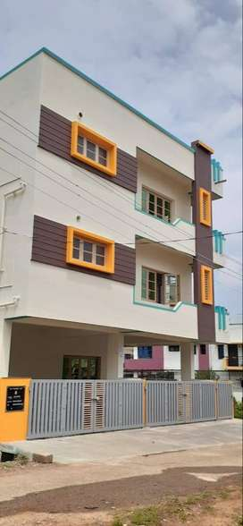 RENT ONLY :2BHK Newly constructed 1st Floar Own Borewell + Car Parking