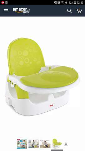 Fisher Price Clean N Go Booster Seat