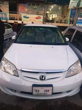 Honda Civic VTI 2005 Model