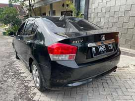 Honda allnew City S 1.5 manual 08 km80rb