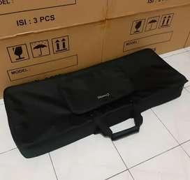 Gigbag/softcase/tas keyboard yamaha PSR E463 dan S670