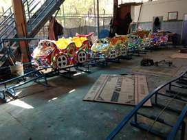 kereta rel bawah mini coaster odong lengkap safety belt 11