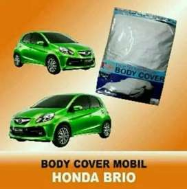 mantel sarung bodycover selimut mobil silver 09
