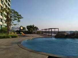 Sewa apartemen grand kamala lagoon avenue harian