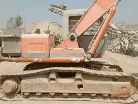 Hitachi 200 with japane hamber