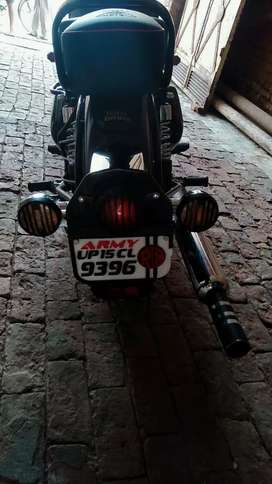 New bike good condition