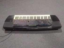 Jual keyboard Roland e-86 normal siap pakai masih ori (memakai disket)