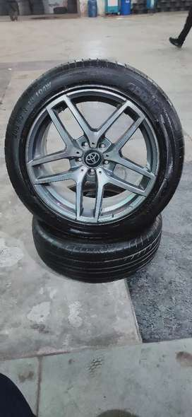"18"" -PCD(114×5) Only Alloy"