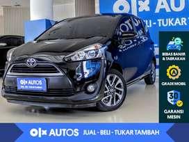 [OLX Autos] Toyota Sienta 1.5 V Bensin M/T 2018 Hitam