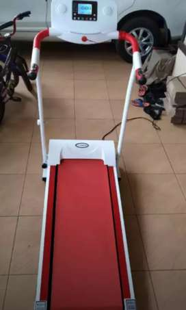Treadmill elektrik walker familly toarsporty
