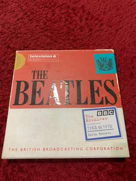 The Beatles - the BBC archives