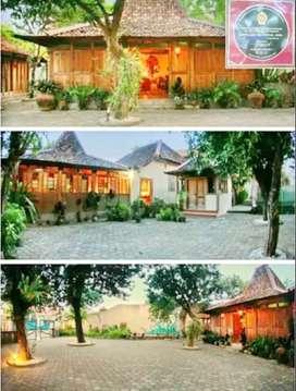 Homestay di Jl Tirtodipuran Dekat Prawirotaman,Ada Pendopo Jawa Klasik