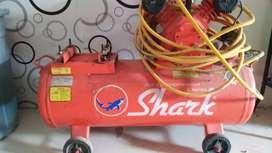 Tabung compresor shark