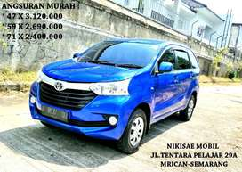 Kridit Murah Grand New Avanza 1,3E-MT/2017-Warna Jaman Now