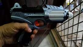 Dijual pistol batery mainan