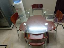 4 persons dinning for sale