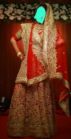 Bridal Lehenga / Wedding / Engagement/ Reception