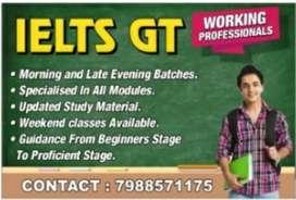 IELTS training & Home Tutions