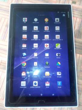 Sony xperia z2 tab 3 32 new condition